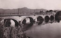 España--San Sebastian--1953--Hendaye--El Puente Internacional--Frontera----Irun- A, Belgica - Aduana