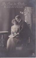 AK Liebespaar - Die Tage Des Glücks - 1914 (23405) - Paare