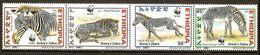 Ethiopia 2001 Animals Wwf Grevy's Zebra MSH  MNH** - W.W.F.