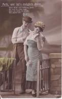AK Liebespaar - Ach, Wie Ist's Möglich Dann - Ca. 1920 (23411) - Paare
