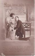 AK Liebespaar - Lang, Lang Ist's Her! - 1916 (23412) - Paare