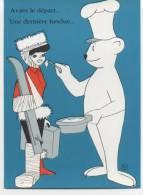 BIZ  ´  SERIE LA MONTAGNE  /  LE SKI  ´  EDITION OPPA   1962 NEUVE  CPSM  GLACEE / - Otros Ilustradores