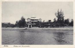 Angola--Lobito--1953--Palacio Del Gobernador - Angola