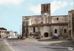 SAINT-BONNET-PRES-RIOM PLACE DE L'EGLISE (CITROEN DS) - Ohne Zuordnung