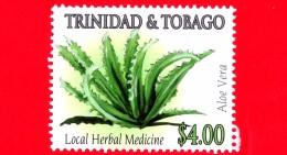 Nuovo - MNH - TRINIDAD & TOBAGO - 2005 - Erbe Medicinali - Aloe Vera - 4.00 - Trindad & Tobago (1962-...)