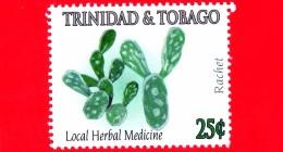 Nuovo - MNH - TRINIDAD & TOBAGO - 2005 - Erbe Medicinali - Rachet - 25 - Trindad & Tobago (1962-...)