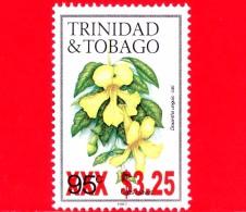 Nuovo - MNH - TRINIDAD & TOBAGO - ... - Fiori - Doxantha Unguis-cati  - 3.25 Su 95 - Trindad & Tobago (1962-...)