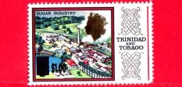 Nuovo - MNH - TRINIDAD & TOBAGO - ... - Sugar Refinery - 1.00 Su 3 Piega - Trindad & Tobago (1962-...)