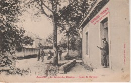 54-ARNAVILLE-BUREAU DES DOUANES-ROUTE DE NOVEANT-BELLE CARTE - France