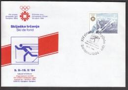 Yugoslavia Sarajevo 1984 / Olympic Games Sarajevo 1984 / Cross Country Skiing - Invierno 1984: Sarajevo