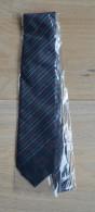 Stropdas Tie Cravate Blue - Dassen