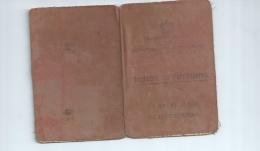 CUBA. CERTIFICATO DI ISCRIZIONE AL REGISTRO DEGLI STRANIERI  - REGISTRO DE EXTRANJEROS DI GLORIA S. 1932 - Cartoline