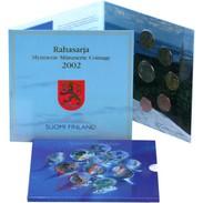 Nu-FINLANDE  Suomi 2002 Rahasarja BU - Finlande