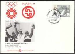 Yugoslavia Sarajevo 1984 / Olympic Games Sarajevo 1984 / Nordic Combination Igman - Invierno 1984: Sarajevo