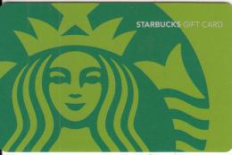 AUSTRIA - Starbucks Logo, Starbucks Card, Second Issue, CN : 0017, Unused - Gift Cards