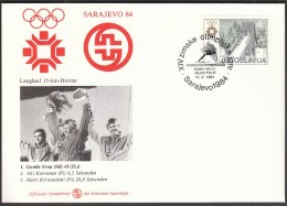Yugoslavia Sarajevo 1984 / Olympic Games Sarajevo 1984 / Cross Country Skiing Igman - Hiver 1984: Sarajevo