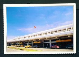 TAIWAN  -  Kaohsiung International Airport  Unused Postcard - Taiwan