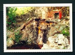 TAIWAN  -  Paiho  Kuantzuling Shuihuo Cave  Unused Postcard - Taiwan