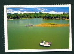 TAIWAN  -  Sinying  Jianshanpi Reservoir  Unused Postcard - Taiwan