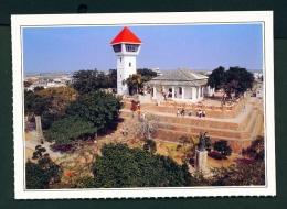 TAIWAN  -  Tainan  Anping Fort  Unused Postcard - Taiwan