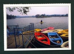 TAIWAN  -  Sinhua  Hutowpi  Unused Postcard - Taiwan