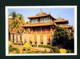 TAIWAN  -  Tainan  Chihkan Tower  Unused Postcard - Taiwan