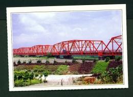 TAIWAN  -  Silo Bridge  Unused Postcard - Taiwan