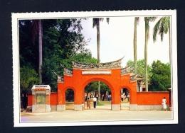 TAIWAN  -  Chungpu  Wufeng Temple  Unused Postcard - Taiwan