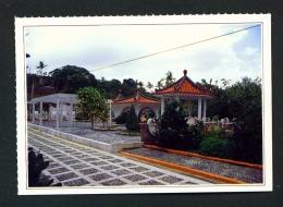 TAIWAN  -  Meishan Park  Unused Postcard - Taiwan