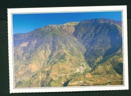 TAIWAN  -  Tungpu Hot Springs  Unused Postcard - Taiwan