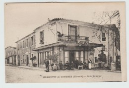 SAINT MARTIN DE LONDRES (34) - CAFE BOUVIER - France