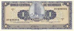 NICARAGUA 1 CORDOBA 1968 P-115 UNC [NI409a] - Nicaragua