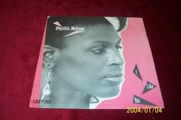 PHYLLIS  NELSON  °  I  LIKE  YOU - Soul - R&B