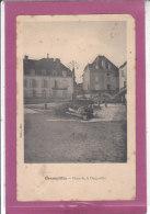 70.- CHAMPLITTE .- Place De La Gargouille - France