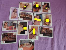 Jeux De Carte (incomplet) Caractère Très Osé - Trading Cards