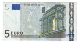 Slovacchia  5 €  Trichet E E010E6 Circulated Cod.€.086 - EURO
