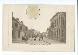 WALINCOURT  Rue Pierre Flinois - Altri Comuni