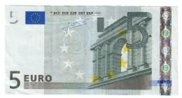 Slovacchia  5 €  Trichet E E010E2 Circulated Cod.€.137 - EURO