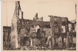 88 - SAINT DIE - Incendie Volontaire De La Ville Par Les Allemands Novembre 1944 30 Place Jules Ferry - Saint Die