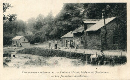 AIGLEMONT(ARDENNES) COMMUNISME EXPERIMENTAL - France