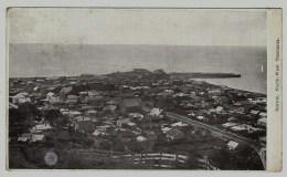Australia, Tasmania (TAS), Burnie, View Of Township, Printed Postcard (FAULT) - Australie