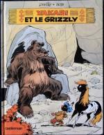 Derib Et Job - YAKARI Et Le Grizzly - Casterman - Yakari