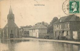 60 - OISE - Hautbos - Eglise - Autres Communes