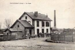 TINCHEBRAY - La Gare - Otros Municipios