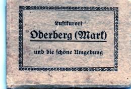 Allemagne Oderberg Carnet De 12 Photos - Oderberg