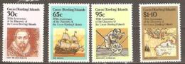 Cocos Keeli Islands 1984 SG 115-18  Unmounted Mint. - Cocos (Keeling) Islands