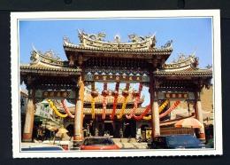 TAIWAN  -  Lukang  Tienho Temple  Unused Postcard - Taiwan