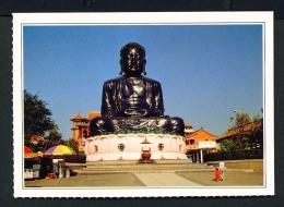 TAIWAN  -  Changhua Pakuashan Buddha Statue  Unused Postcard - Taiwan