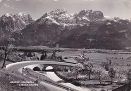 Lienzer Dolomiten Mit Laserz-Gruppe - Iselsberg-Straße - Ost-Tirol - Poststempel Dölsach 1968 - Österreich