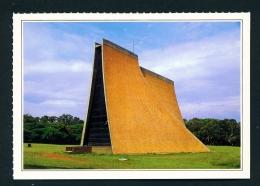 TAIWAN  -  Taichung  University Luce Chapel  Unused Postcard - Taiwan